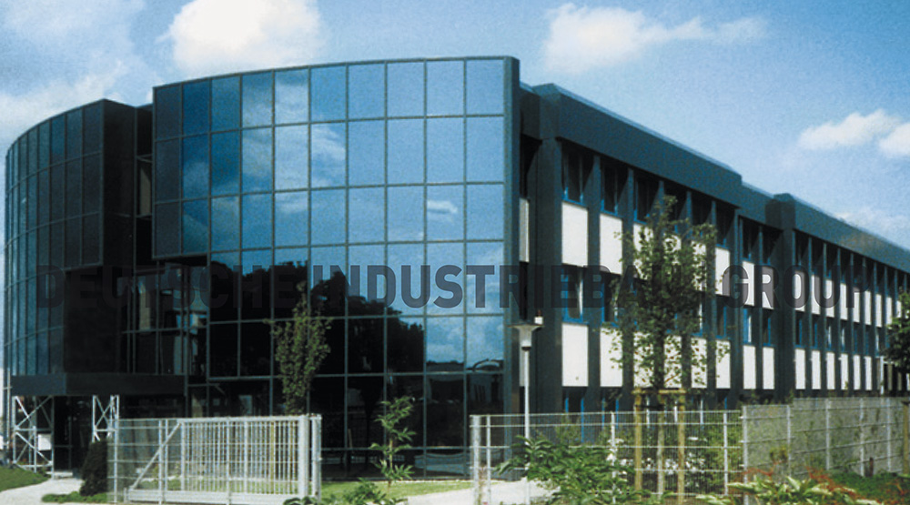 DEUTSCHE INDUSTRIEBAU GROUP Modular buildings | Industrial
